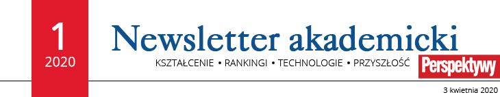 Newsletter akademicki nr 1/2020