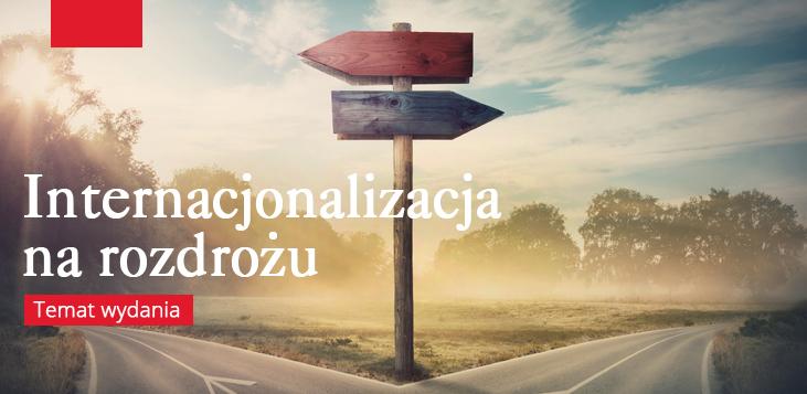 Internacjonalizacja na rozdrożu