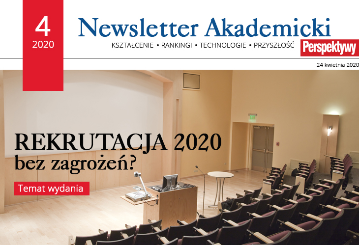 Perspektywy - Newsletter akademicki nr 4/2020