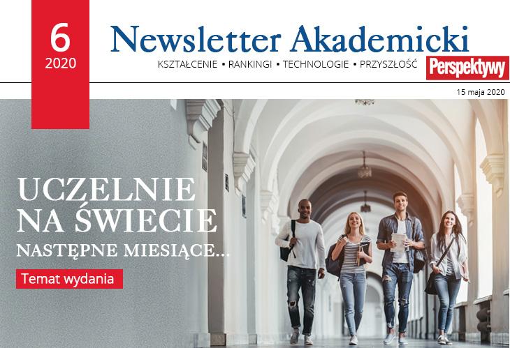Perspektywy - Newsletter akademicki nr 6/2020