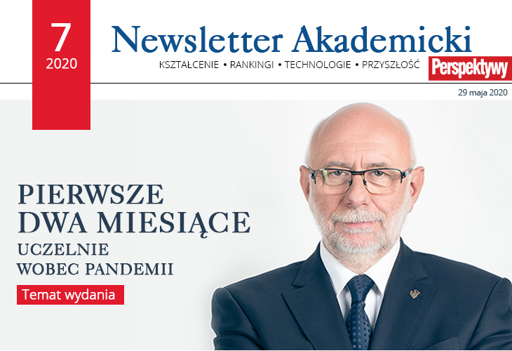 Perspektywy - Newsletter akademicki nr 7/2020