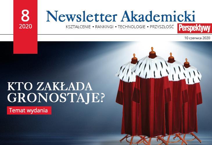 Perspektywy - Newsletter akademicki nr 8/2020