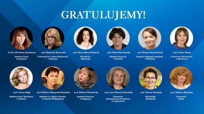 Kobiety rektorki