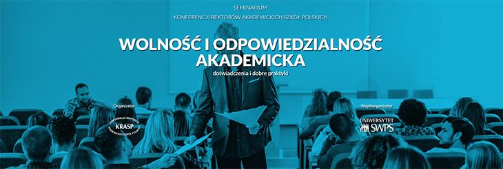 Konferencja nt. Wolności Akademickiej